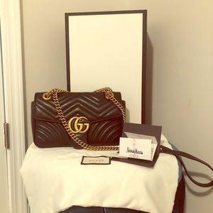 Original Black Gucci Marmont- small